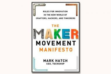 BOOK The Maker Movement Manifesto