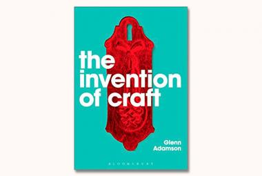 BOOK the invention of craft