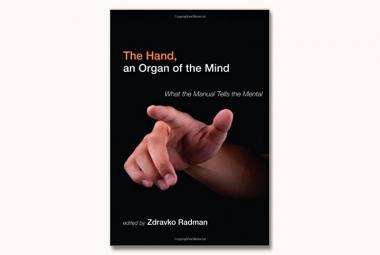 BOOK the hand an organ of the mind